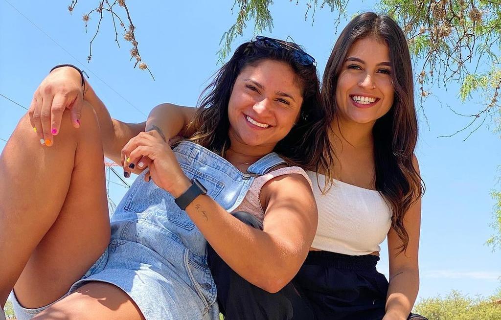 Confirman noviazgo Melanie González de Survivor y Doris del Moral de Exatlón