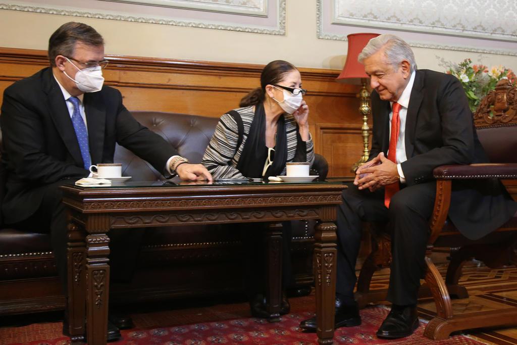 EUA enviará a México un millón de vacunas antiCOVID: AMLO tras llamada con Harris