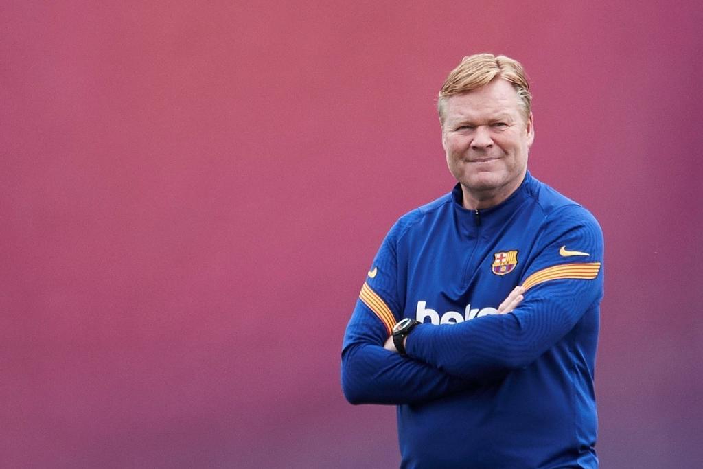 Ronald Koeman continuará como entrenador del Barcelona