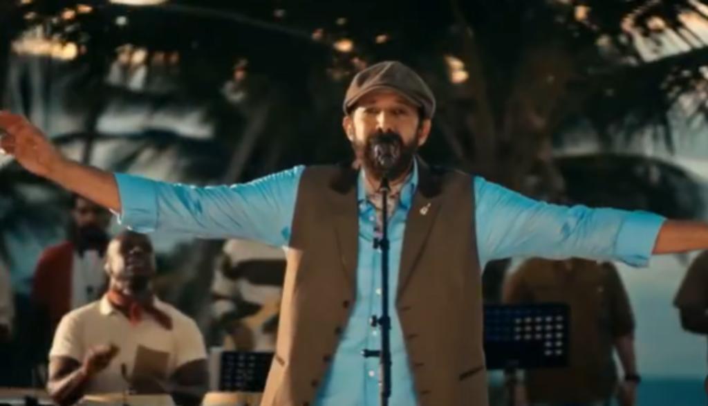 Juan Luis Guerra anuncia gira y cinta animada