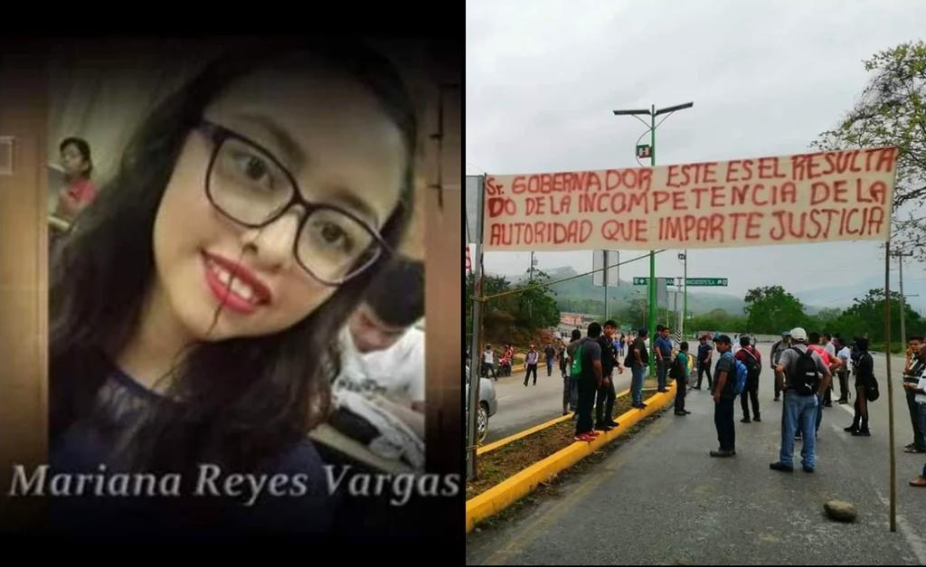 Demandan justicia por feminicidio de Mariana Reyes en Hidalgo