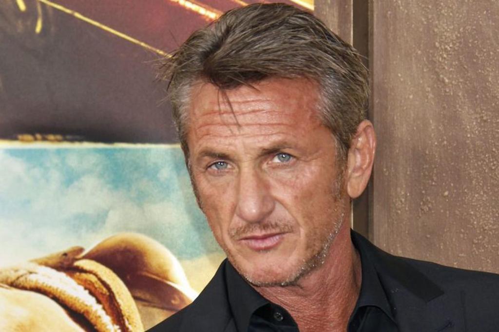 Sean Penn, uno de los protagonistas de Cannes este año