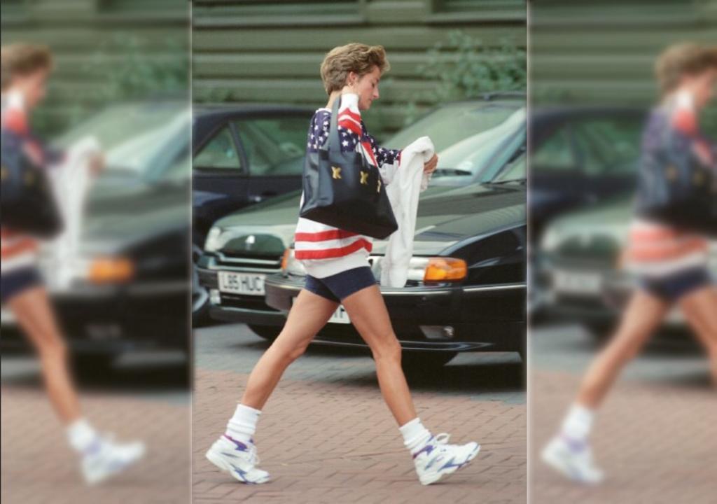 Conoce los 'sneakers' favoritos de la realeza británica
