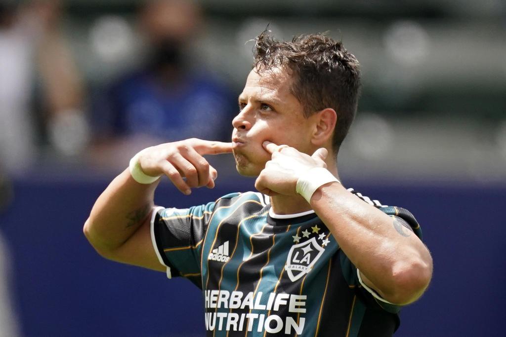 'Chicharito' Hernández es el jugador del mes en la MLS