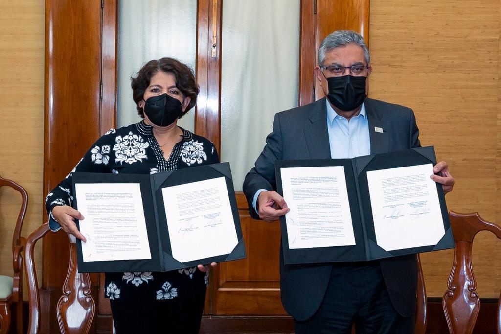 Pactan SEP y SNTE condiciones para regreso presencial a clases en México