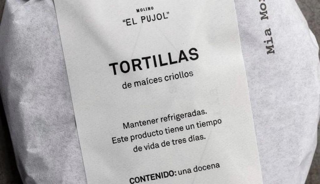 '¿Medio kilo de tortillas a 40 pesos?'; 'castigan' con memes a restaurante de la CDMX