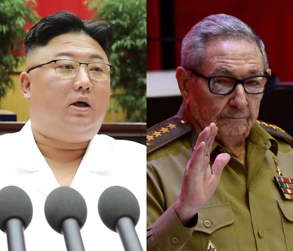 Felicita Kim Jong-un al expresidente Raúl Castro por su 90 aniversario