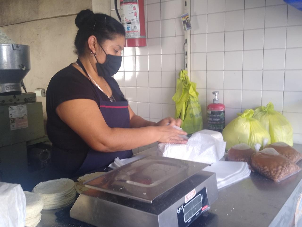 Aumenta precio de la tortilla en Durango