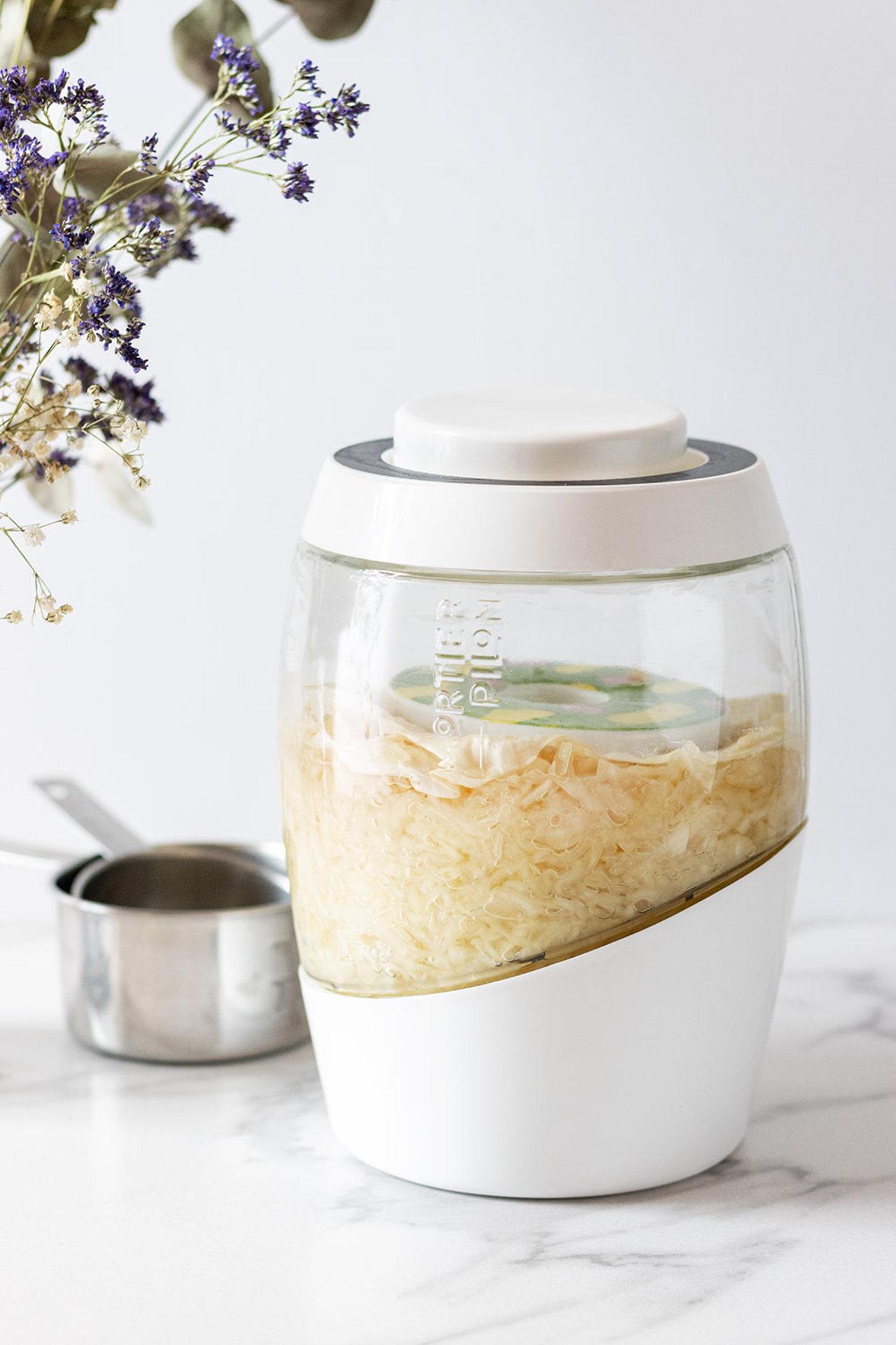 Beneficios del chucrut o col fermentada