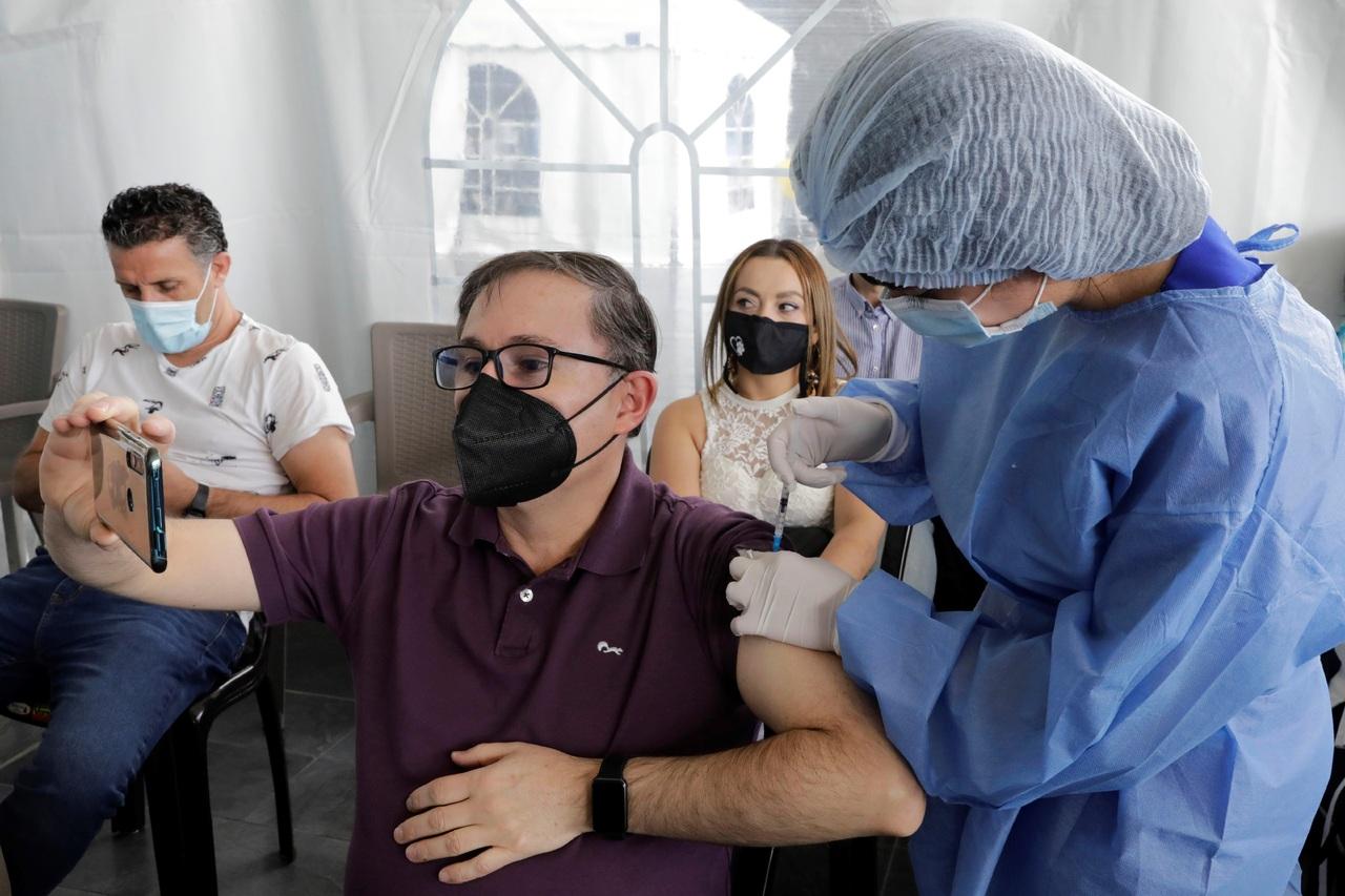 Vive Colombia el peor momento de la pandemia por Covid