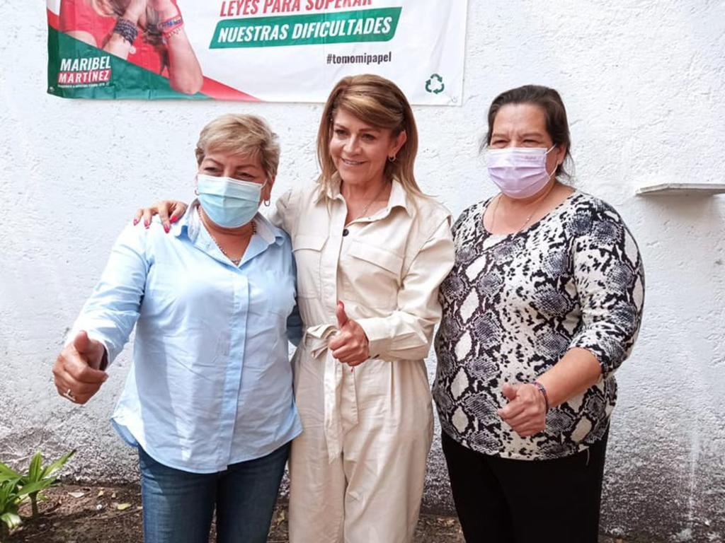 Fallece Maribel Martínez Altamirano, candidata del PRI a diputada federal por Naucalpan