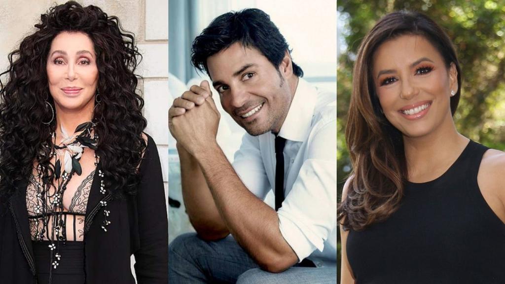Cher, Chayanne, Eva Longoria y más se unen por el medio ambiente