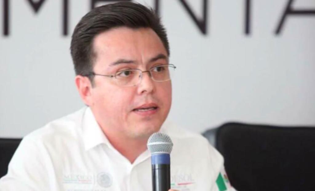 Privan de su libertad al secretario del PRI en Sinaloa, Alberto Salas Beltrán