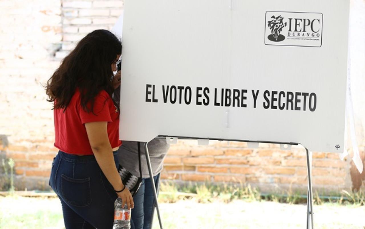 Prevén una jornada electoral tranquila en Durango