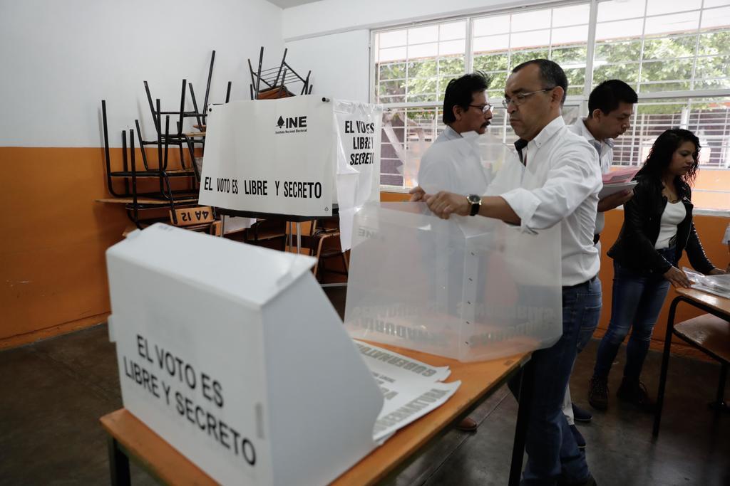 Desmienten que INE instale cámaras en casillas de votación