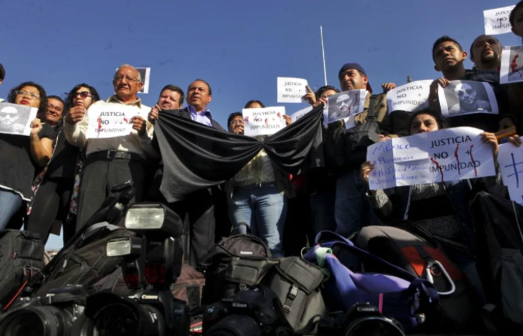 Pide CNDH proteger a periodistas durante jornada electoral 2021
