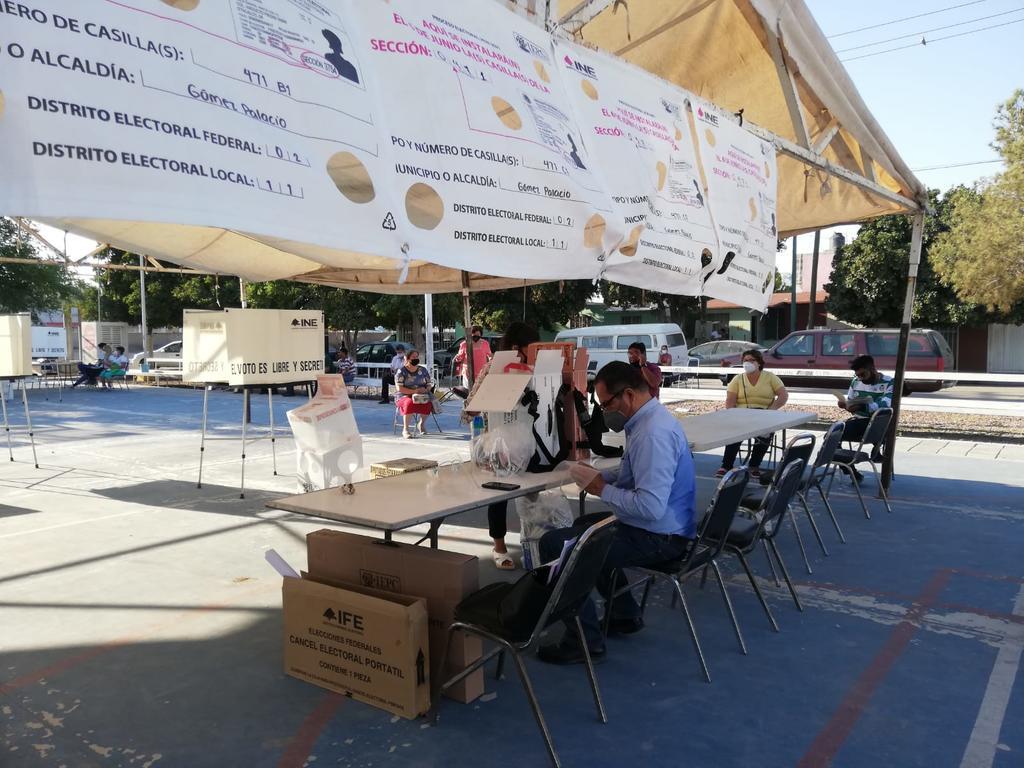 Cambios de ubicación de casillas en Gómez Palacio toma por sorpresa a electores