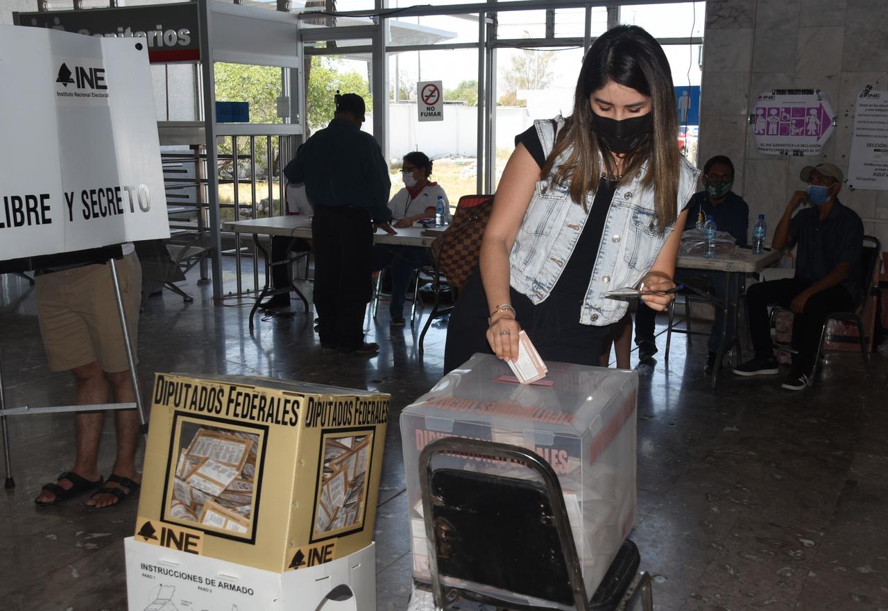 Jornada Electoral en municipios de Durango, sin sobresaltos