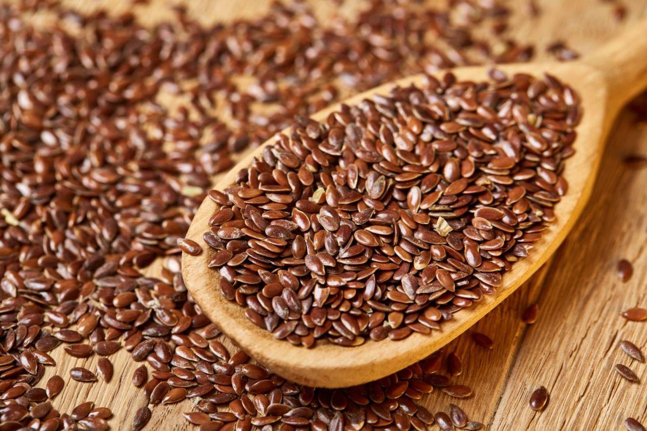 Propiedades de la semilla de linaza