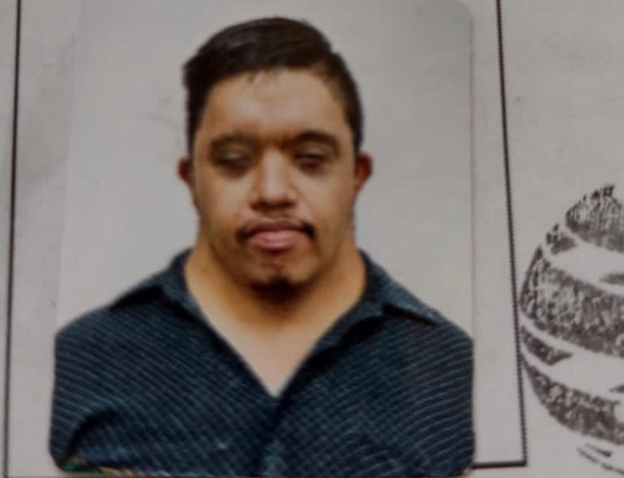 Solicitan colaboración para localizar a varón extraviado en Durango