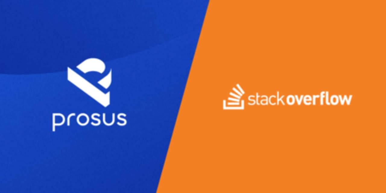 Acuerda Prosus compra de Stack Overflow por 1,800 mdd