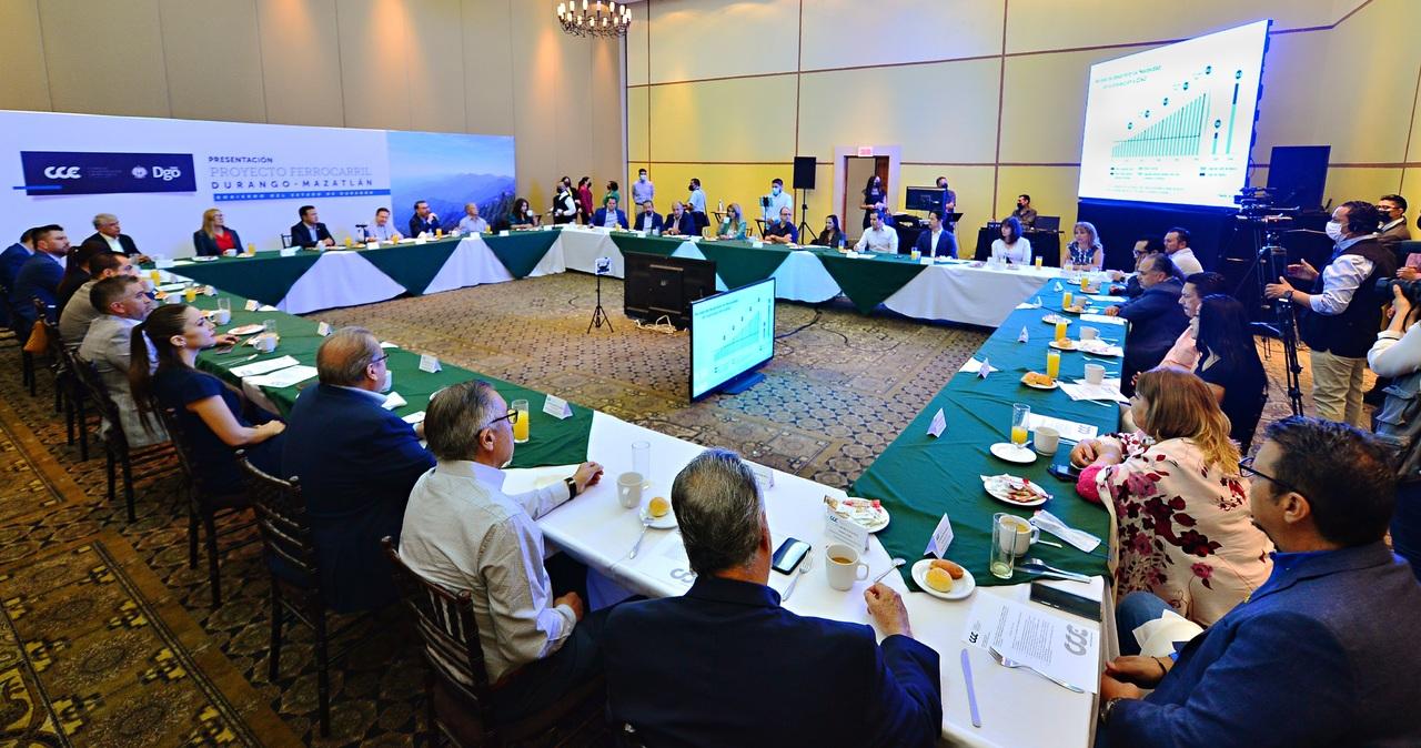 Gobernador mantiene alianza con Cámaras Empresariales
