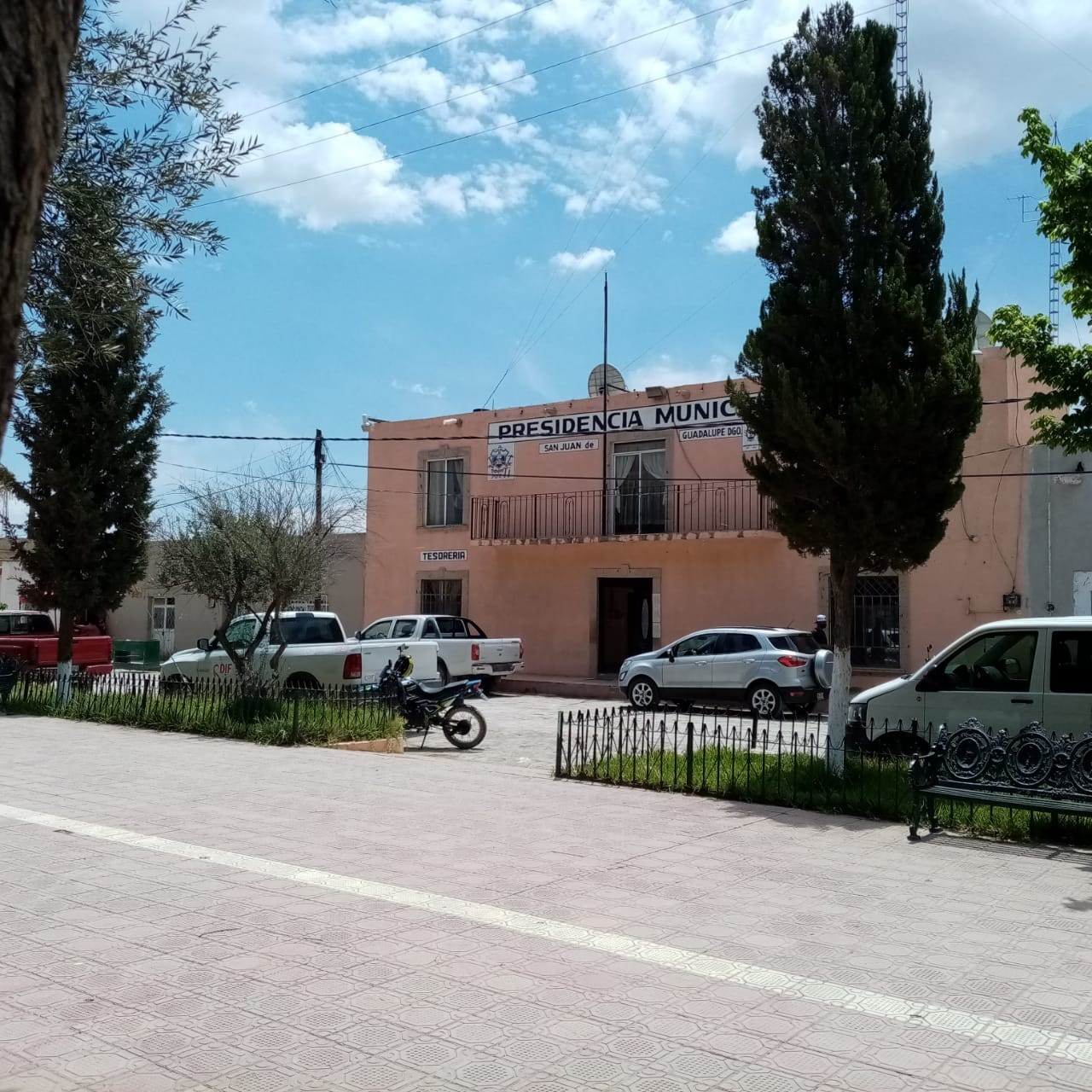 Embargan bienes por 2.6 mdp al Ayuntamiento de San Juan de Guadalupe