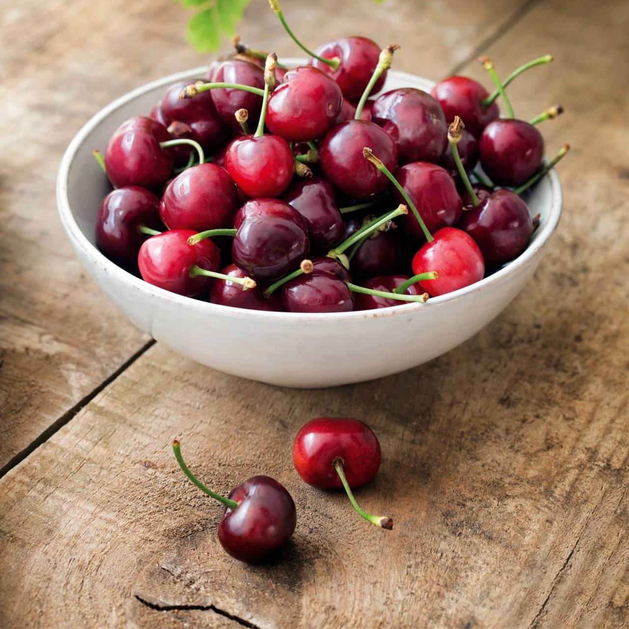 Quién no debe comer cerezas