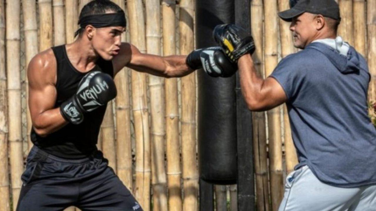 Boxeador refugiado acudirá a las Olimpiadas
