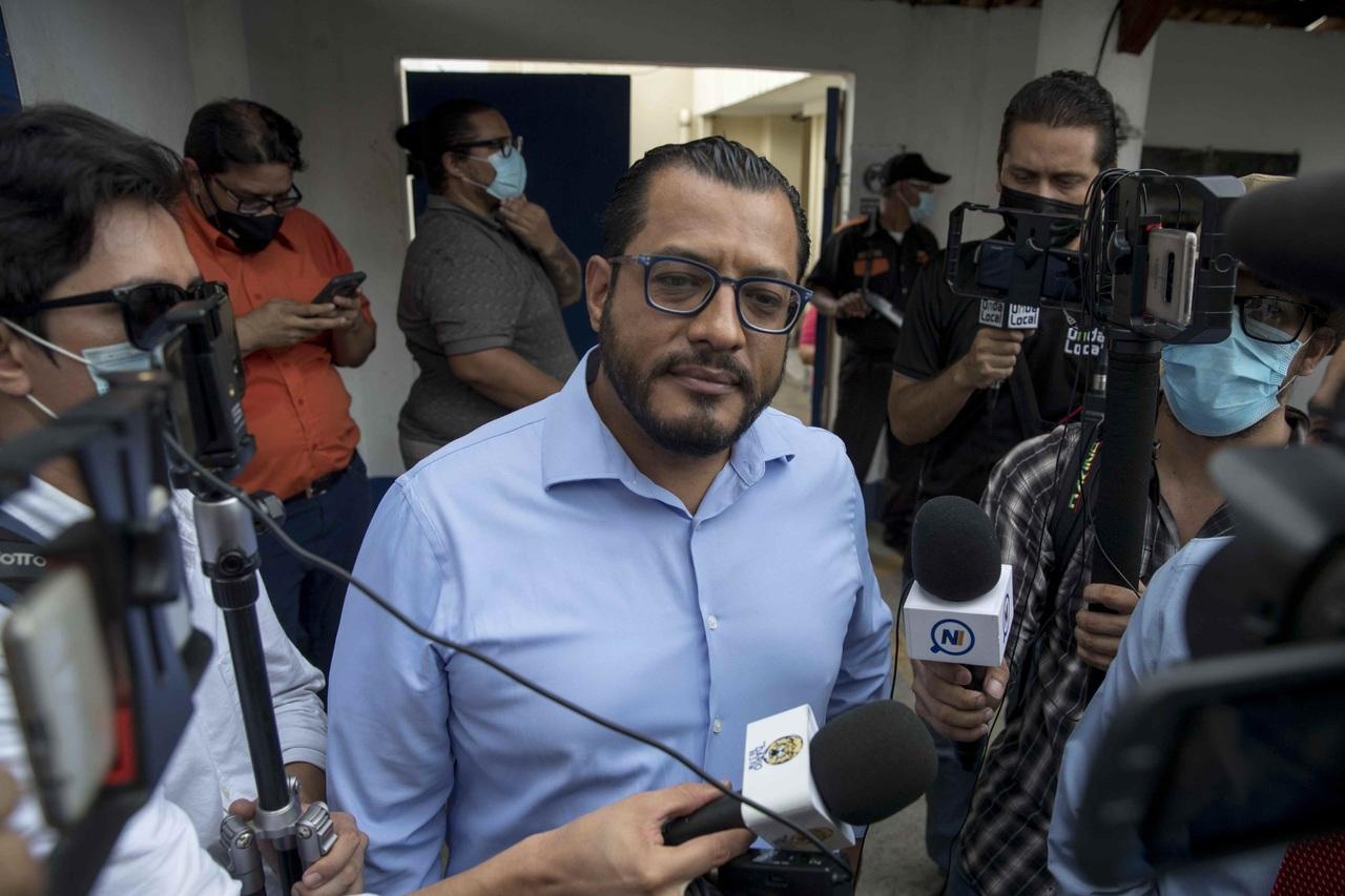 Policía de Nicaragua detiene a tercer aspirante opositor