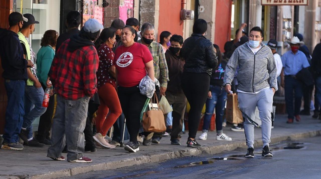 Durango registra 25 nuevos casos y 8 víctimas mortales por Covid-19