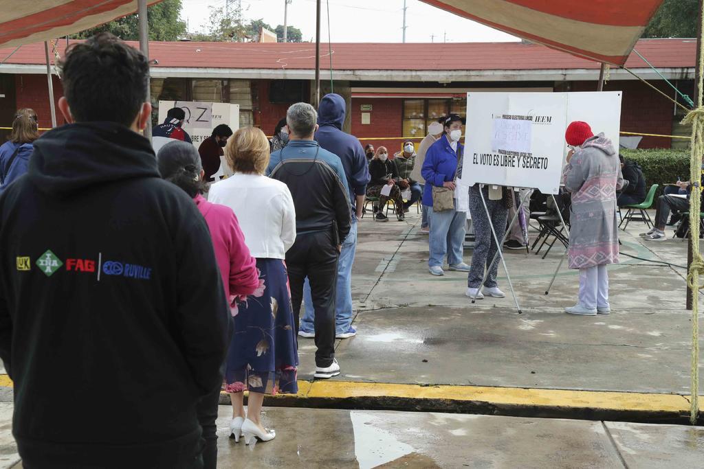 Ciudad México, partida en dos por la polarización electoral