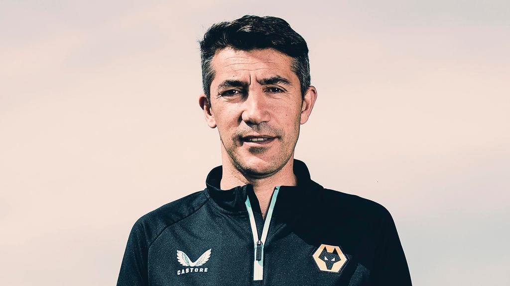 Bruno Lage es el nuevo entrenador de Raúl Jiménez con Wolves