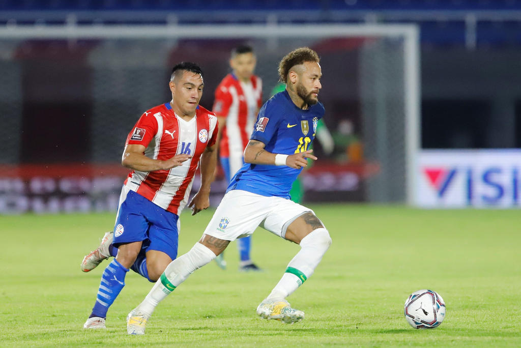 Brasil, con paso perfecto en eliminatoria mundialista; vence a Paraguay