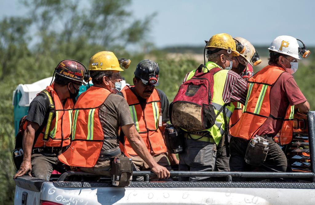 'Seguimos pendientes', señala AMLO sobre rescate de mineros en Múzquiz