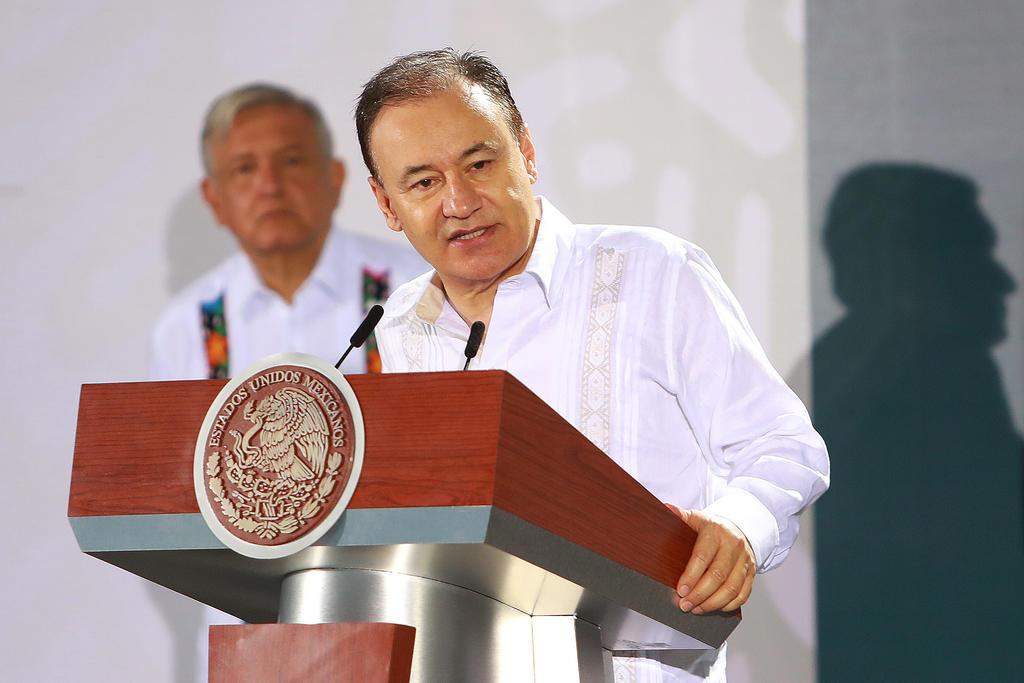 AMLO felicita a Alfonso Durazo por su triunfo en Sonora