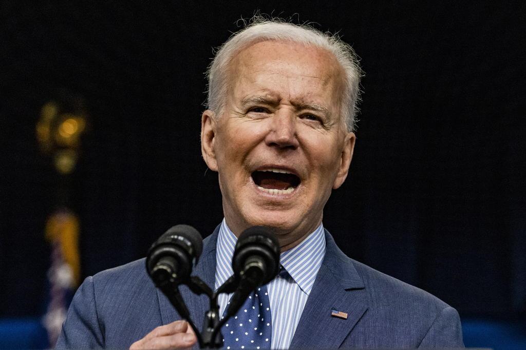 Llega Biden al Reino Unido en primera escala de su viaje por Europa