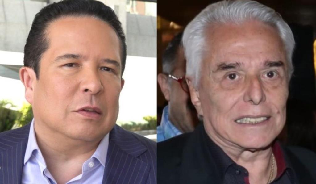 Gustavo Adolfo Infante ratifica denuncia contra Enrique Guzmán