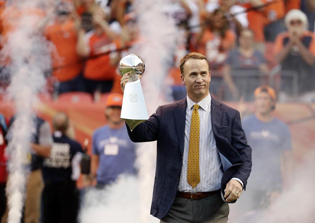 Peyton Manning irá al Anillo de la Fama de los Broncos de  Denver