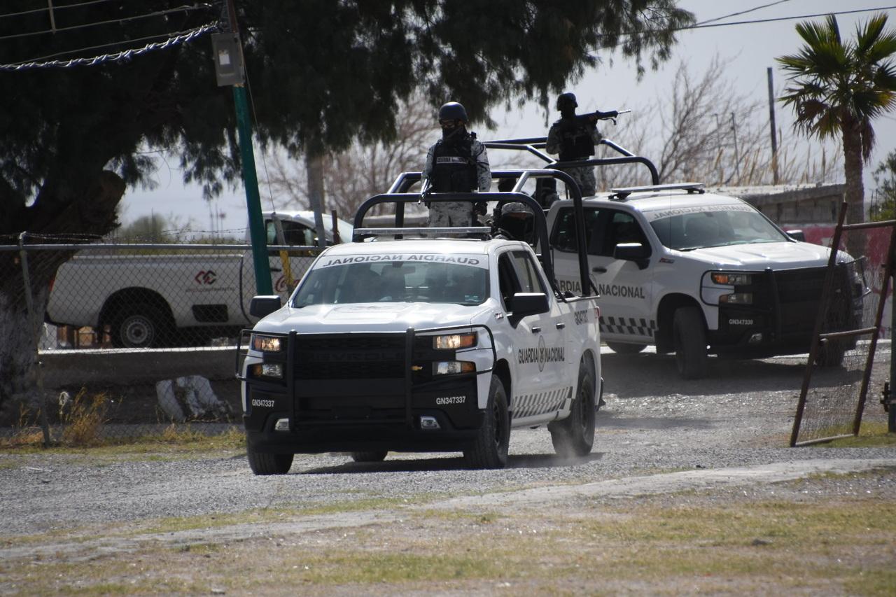 Aseguran hidrocarburos y droga en calles de Durango