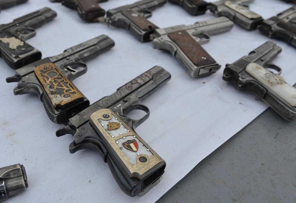 2002: Primera celebración del Día Internacional de la Destrucción de Armas de Fuego