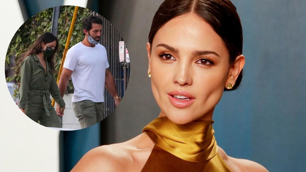 Eiza González estaría estrenando romance con un deportista