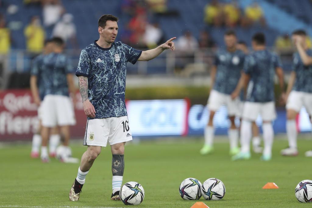 Lionel Messi busca ganar un título con Argentina