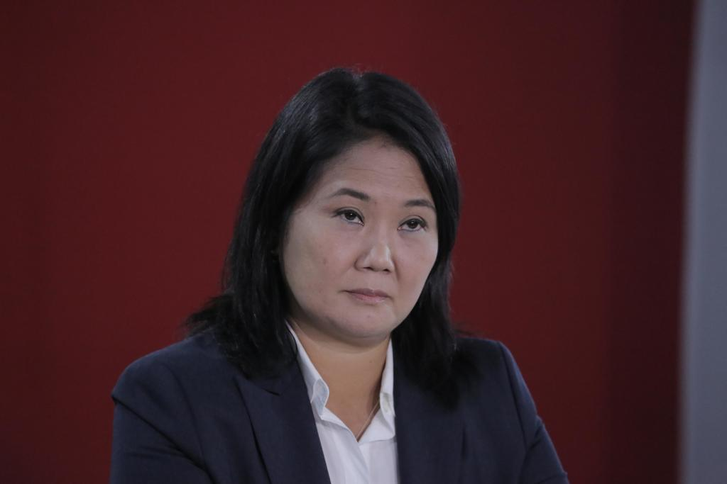 Keiko Fujimori considera 'absurda' la solicitud para que regrese a prisión
