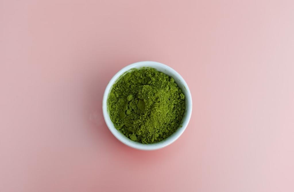 ¿Qué debes saber antes de comprar té matcha?