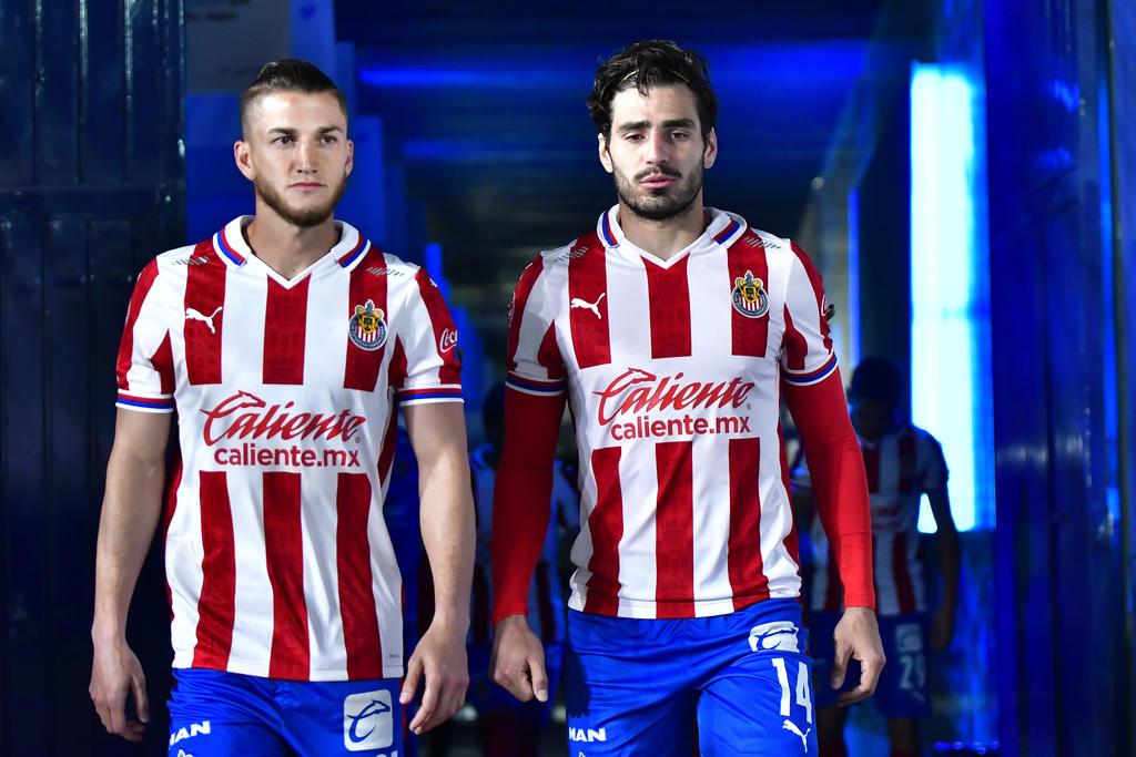 Chivas presenta convocatoria para Pretemporada del Apertura 2021