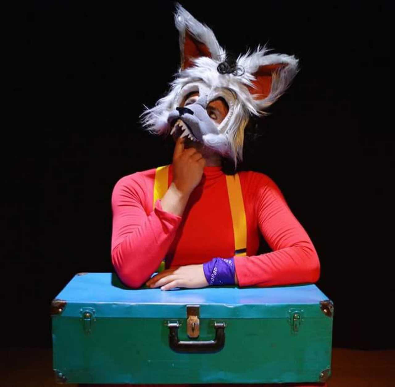 Presentan obra de teatro en El Saltito