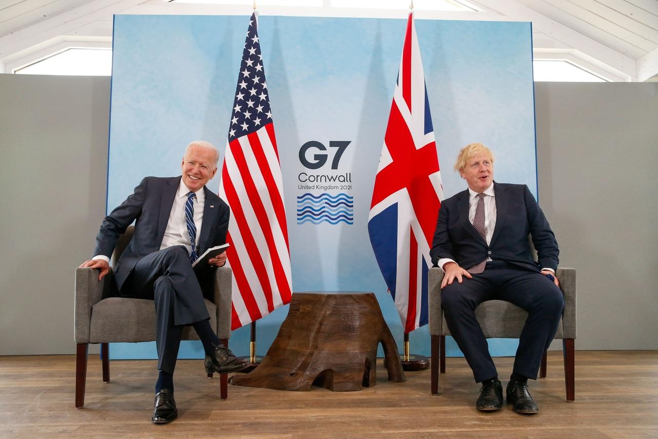 EU y Reino Unido actualizan alianza