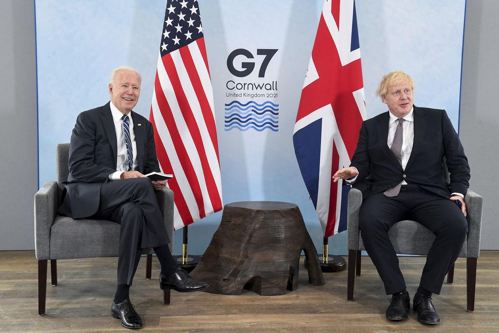 Líderes del G7, reunidos pese a COVID