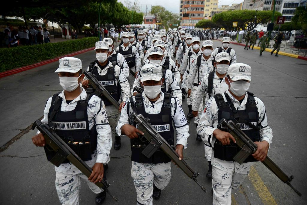Pasaría Guardia Nacional a control de militar